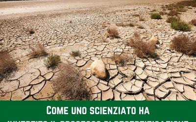 La tragedia della desertificazione causata dall'agricoltura selvaggia (e come invertire il processo per salvare il mondo)