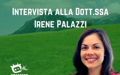 Intervista alla Dottoressa Irene Palazzi