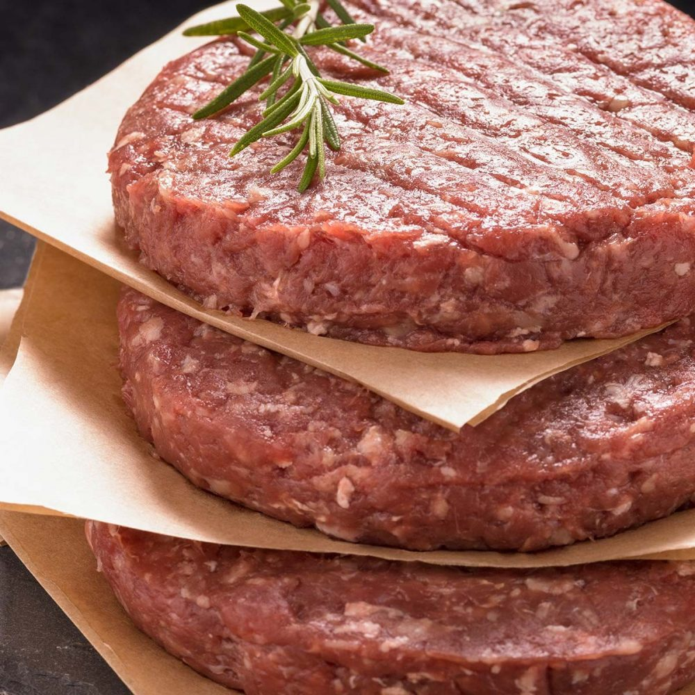 Hamburger Grass Fed 25,97€/Kg